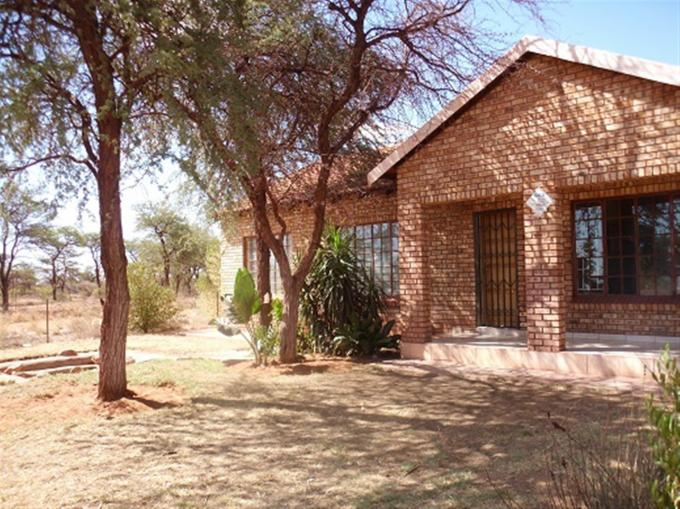 3 Bedroom House For Sale For Sale In Kathu Private Sale