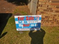 Sales Board of property in Radiokop