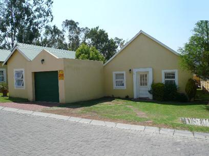 2 Bedroom Cluster for Sale For Sale in Midrand - Private Sale - MR14414
