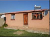 2 Bedroom 1 Bathroom House for Sale for sale in Eldorado Park A/H