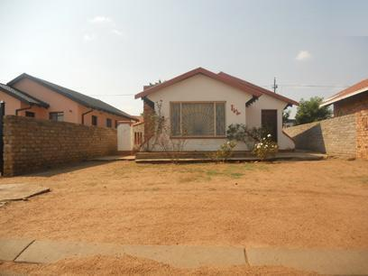 Standard Bank Repossessed 3 Bedroom House for Sale on online auction in Winterveld - MR14469