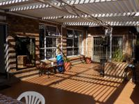 Patio - 30 square meters of property in Faerie Glen