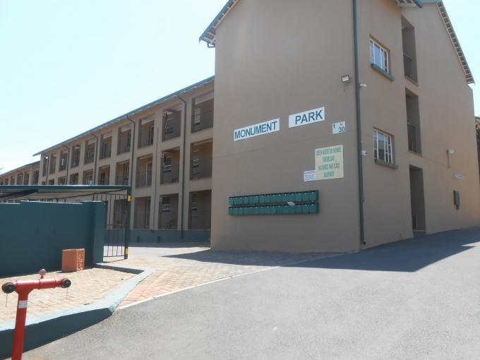 Standard Bank EasySell 2 Bedroom Cluster for Sale in Krugersdorp - MR146271