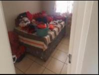 Bed Room 2 of property in Krugersdorp