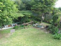 Backyard of property in Sedgefield