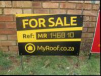 Sales Board of property in Naturena
