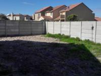 Backyard of property in Muizenberg