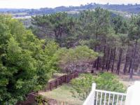 Balcony of property in Knysna