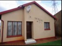 2 Bedroom 1 Bathroom Cluster for Sale for sale in Vosloorus
