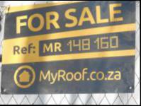 Sales Board of property in Kensington B - JHB