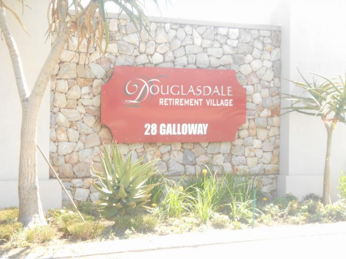 1 Bedroom Apartment for Sale For Sale in Douglasdale - Private Sale - MR148194