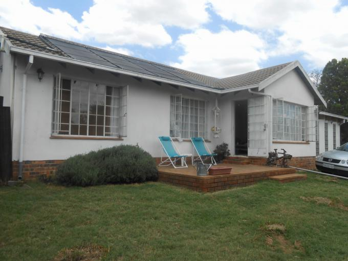Standard Bank EasySell 3 Bedroom House for Sale For Sale in Bloubosrand - MR148284