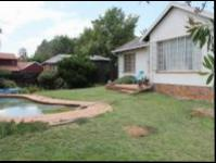 Entertainment of property in Bloubosrand