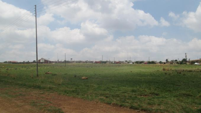 Standard Bank Insolvent Land for Sale For Sale in Balfour - MR148322