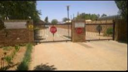 3 Bedroom 2 Bathroom Sec Title for Sale for sale in Bains Vlei