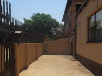 Backyard of property in Actonville