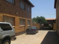 Backyard of property in Forest Hill - JHB