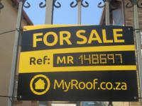 Sales Board of property in Forest Hill - JHB