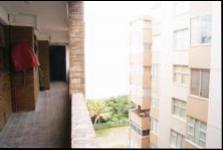 Balcony of property in Amanzimtoti