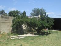 Backyard of property in Haddon