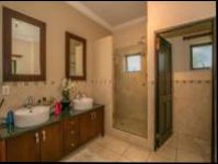 Main Bathroom of property in Fourways
