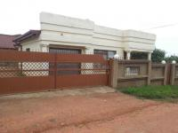 3 Bedroom 2 Bathroom House for Sale for sale in Lethlabile