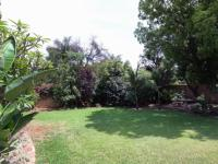 Garden of property in Garsfontein