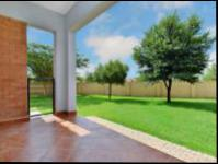 Patio of property in Willowbrook