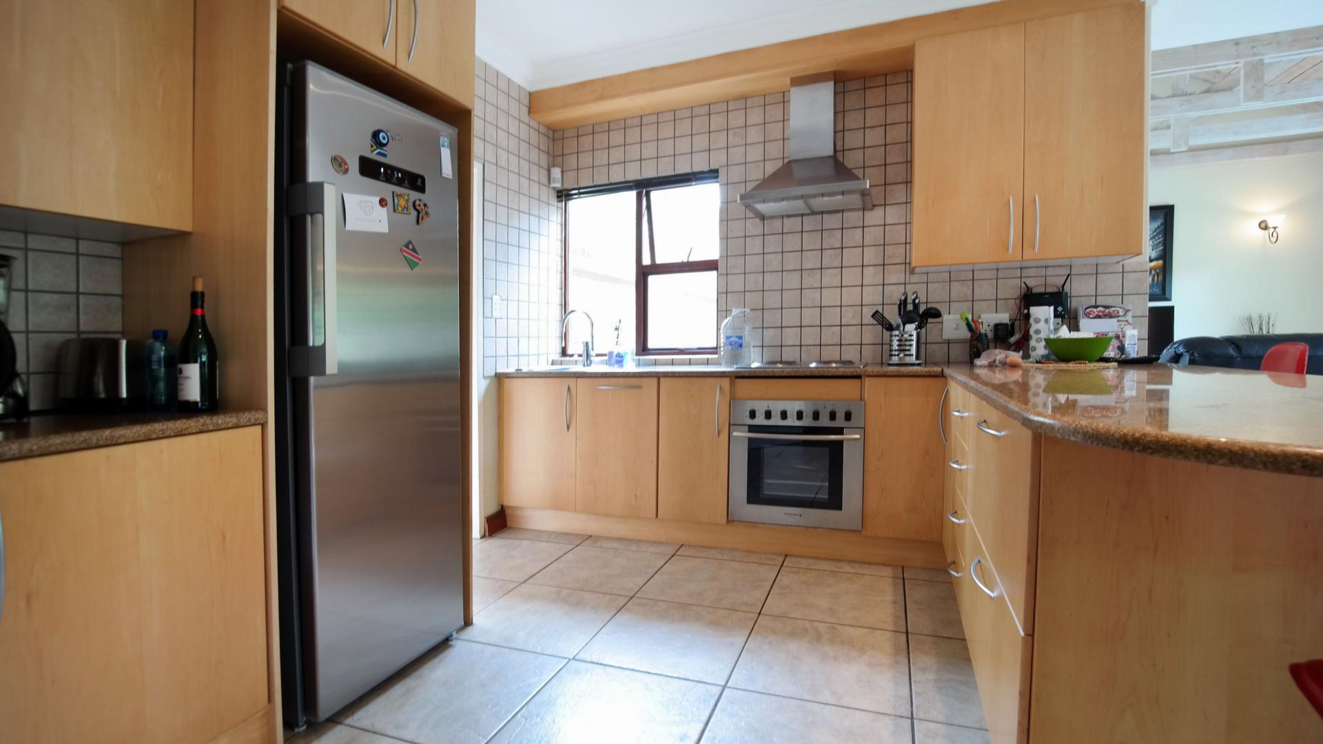 Kitchen of property in Silver Lakes Golf Estate