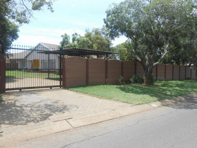 Absa Bank Trust Property House for Sale For Sale in Fochville - MR150311