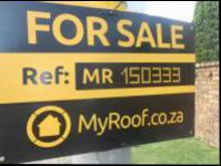 Sales Board of property in Glenmarais (Glen Marais)