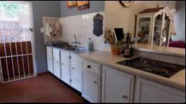 Kitchen - 15 square meters of property in Protea Park (North West)