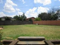 Backyard of property in Roseacre