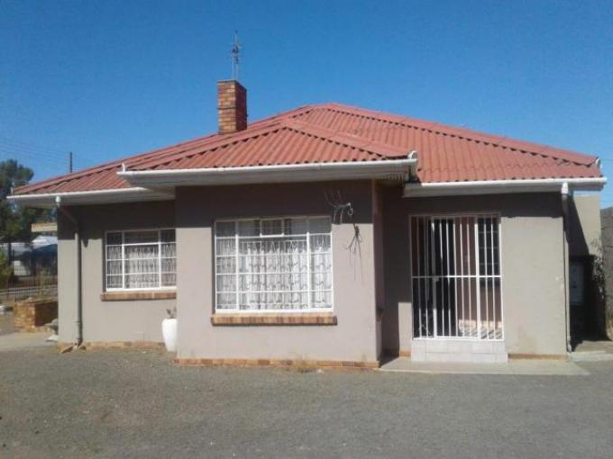 Standard Bank EasySell 3 Bedroom House for Sale in Calvinia - MR150535
