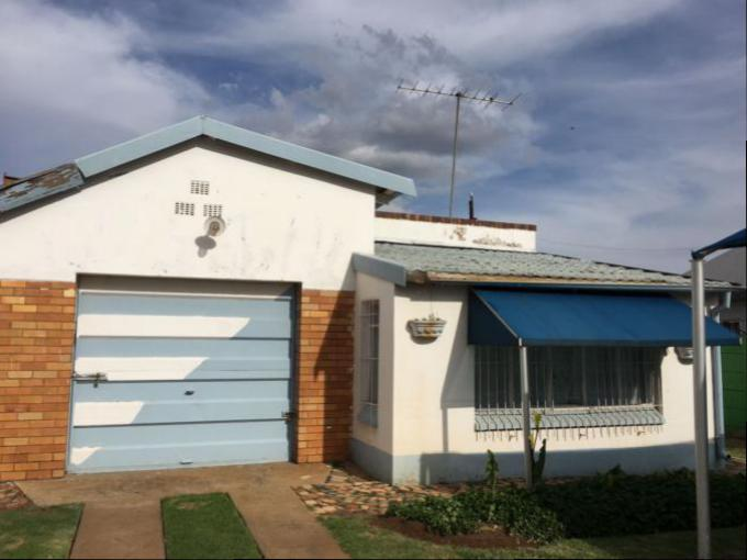 Absa Bank Trust Property House for Sale For Sale in Potchefstroom - MR150536