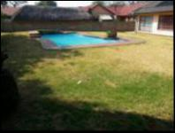 Backyard of property in Witfield