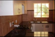 Kitchen of property in Mooikloof Ridge