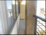 Balcony - 9 square meters of property in Braamfontein