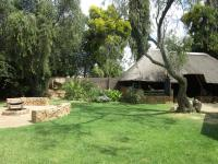 Backyard of property in Sunward park