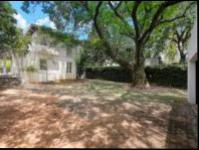 Backyard of property in Parktown North