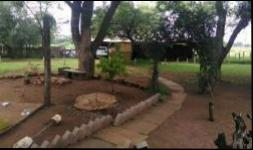 Backyard of property in Rynoue AH