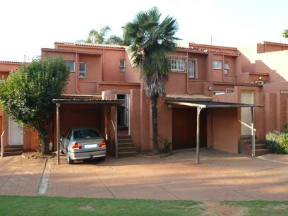 2 Bedroom Duplex For Sale in Waterkloof - Home Sell - MR15235