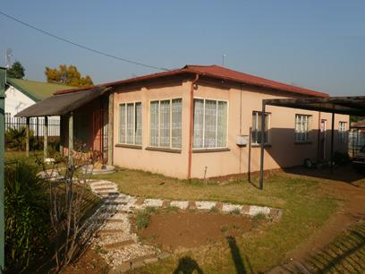 3 Bedroom House For Sale in Daspoort - Home Sell - MR15256