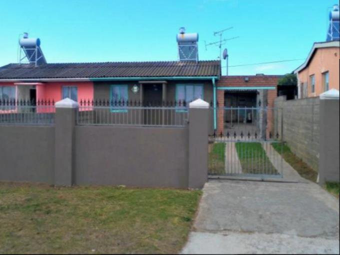 Standard Bank EasySell 2 Bedroom House for Sale For Sale in Bethelsdorp - MR152649