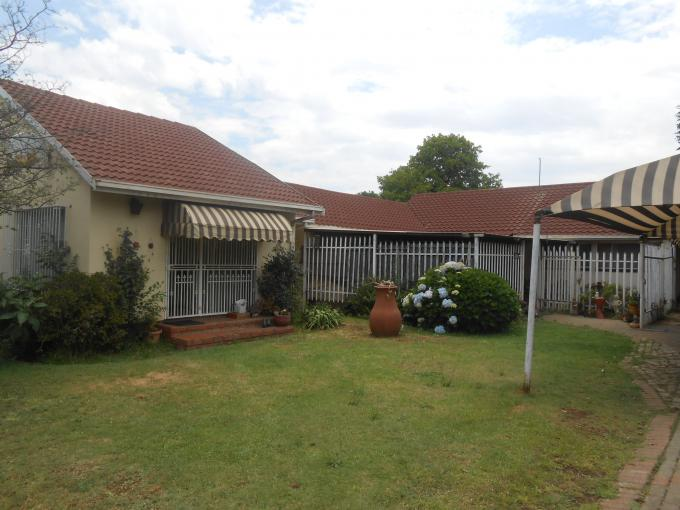 Standard Bank EasySell 3 Bedroom House for Sale For Sale in Germiston - MR152693