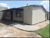2 Bedroom 1 Bathroom House for Sale for sale in Klipspruit West