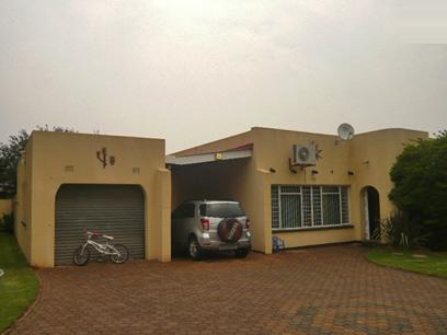 3 Bedroom House For Sale in Randfontein - Private Sale - MR15332