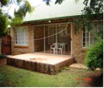 3 Bedroom Simplex To Rent in Wapadrand - Private Rental - MR15371