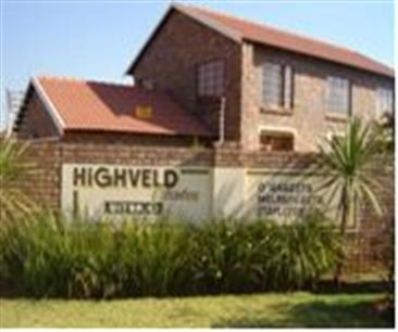 2 Bedroom Simplex To Rent in Highveld - Private Rental - MR15379