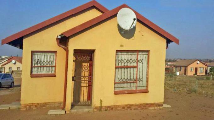 Standard Bank EasySell House for Sale For Sale in Soshanguve - MR154211